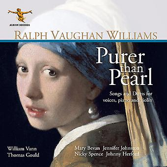 Williams / Vann / Bevan - reiner als Perle [CD] USA import