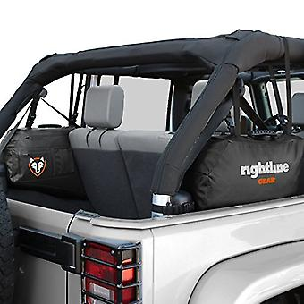 Rightline Gear 100J75-B Side opbevaringsposer til Jeep Wrangler JK (4-dørs)