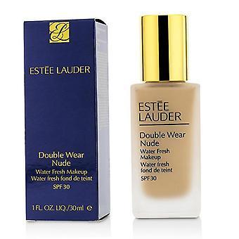 Estee Lauder dubbel slitage Nude Water Fresh makeup SPF 30-# 2c2 Pale mandel-30ml/1oz
