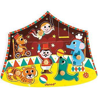 Puzzle JANOD Circus