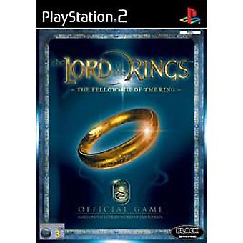 The Lord of the Rings The Fellowship of the Ring (PS2) - New Factory Sealed