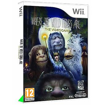 Waar de wilde dingen zijn (Wii)-fabriek verzegeld