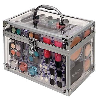 Technic Essential Cosmetics Large Clear Case
