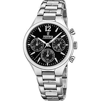 Festina Lady watch chronograph F20391-4