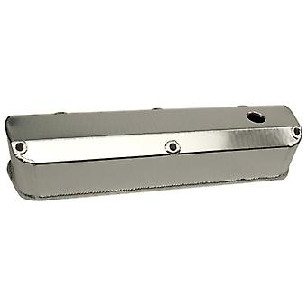 PRW 4030210 Satin Silver Anodized Aluminum Valve Cover for Ford 302/351W