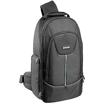 Cullmann PANAMA CrossPack 200 Backpack Internal dimensions (W x H x D)=180 x 220 x 120 mm Waterproof