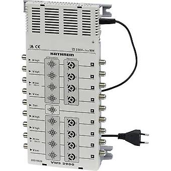 Kathrein VWS 2900 SAT wzmacniacz 8-sposób 24 dB