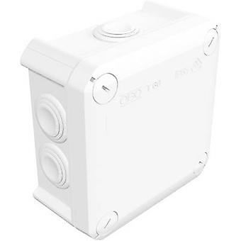 OBO Bettermann 2007525 Junction box (L x W x H) 114 x 114 x 57 mm Pure white (RAL 9010) IP66 1 pc(s)