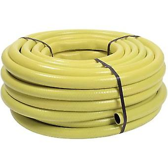 as - Schwabe 12730 15 mm 1/2 inch 50 m Yellow Garden hose