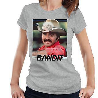 Smokey i T-Shirt dla kobiet Bandit Burt Reynolds