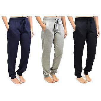 Πακέτο των 3 κυρίες Tom Franks αθλητικό γυμναστήριο τζόκινγκ παντελόνι μόδας μεγάλο