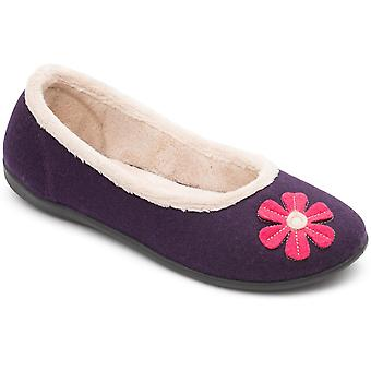 Padders Happy Womens Ballet Slippers