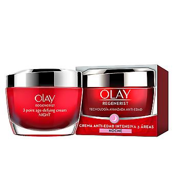 Olay Regenerist 3 zones nuit Crème Anti-edad Intensiva 50 Ml pour femme