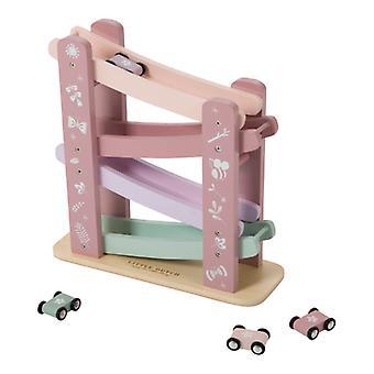 Little dutch autobaan roze LD4374