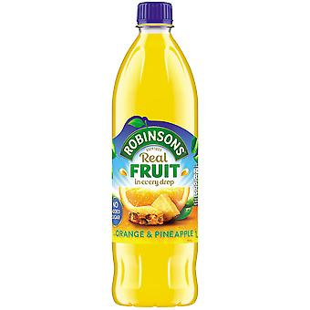 Robinsons No Added Sugar Orange & Pineapple Squash