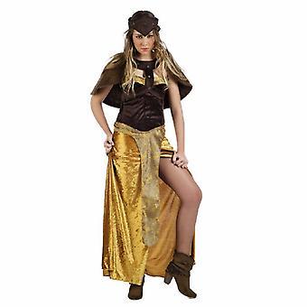 Médiévale Reine Amazone Mesdames costume costume de Mesdames robe princesse Reine Toda