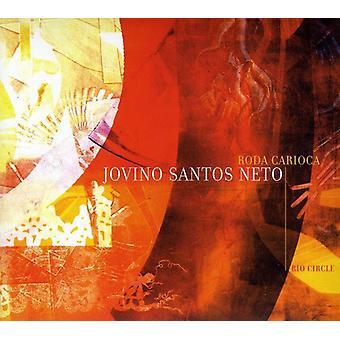 Jovino Neto Santos Quinteto - Roda Carioca (Rio cirkel) [CD] USA importeren