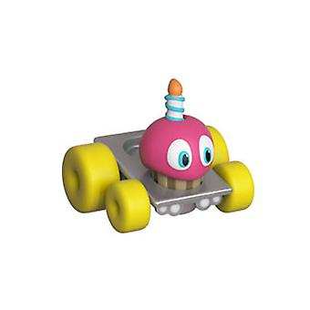 Funko Die-Cast Metal Super Racers - Five Nights At Freddy'S - Cupcake Collectible Figure