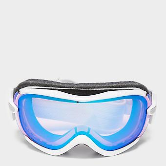 New Smith Women's Virtue Snowsports Ski Gafas Blancas