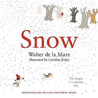 Snø av Walter de la Mare - 9780571337132 bok