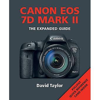 Canon EOS 7D MKII par David Taylor - livre 9781781451434