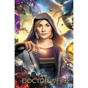 Doctor Who Universe Calling Poster