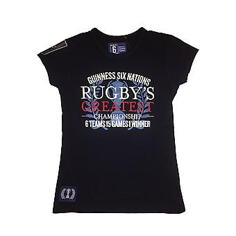 Guinness 6 Nations Rugby Womens Greatest Championship T-shirt