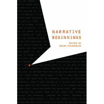 Narracyjne początki - teorii i praktyk przez Brian Richardson - 97