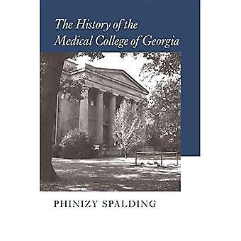 A história da faculdade médica de Geórgia