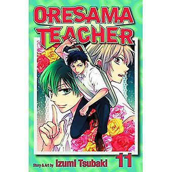 Insegnante di Oresama 11