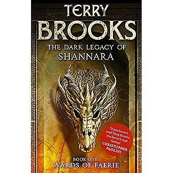 Avdelningar i Faerie: mörka arvet från Shannara, boka ett
