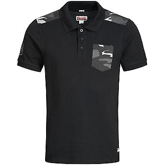 Lonsdale mens polo shirt far Royds