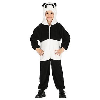 Boys Cute Panda Fancy Dress Costume