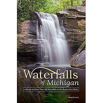 Chutes d'eau du Michigan: votre Guide vers les plus belles cascades (meilleures cascades par état)