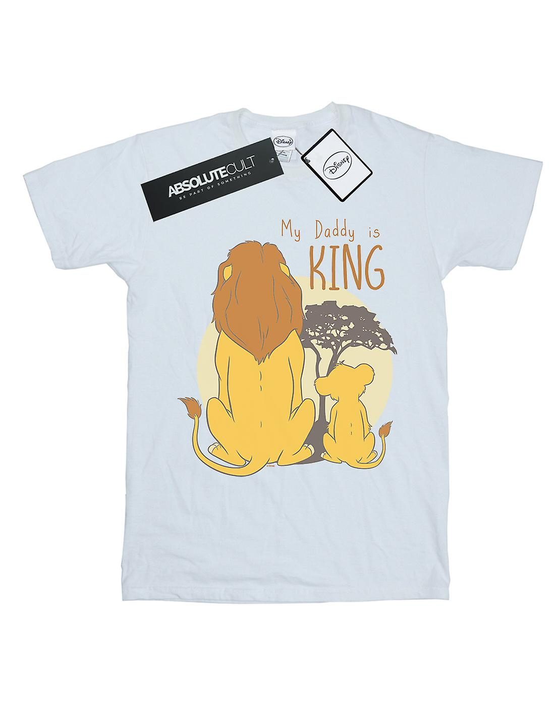 Disney Boys The Lion King My Daddy Is King T-Shirt