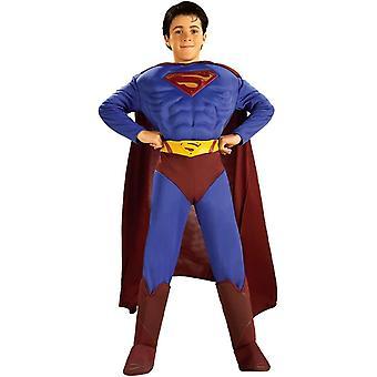 Costume de Muscle de Superman enfant