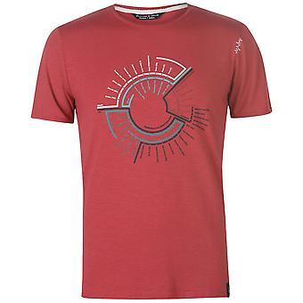 Chillaz Mens Map T Shirt