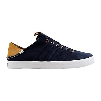 K Swiss Billy Reid Belmont Slo NL Navy/Sheepskin 03425-479 Men's