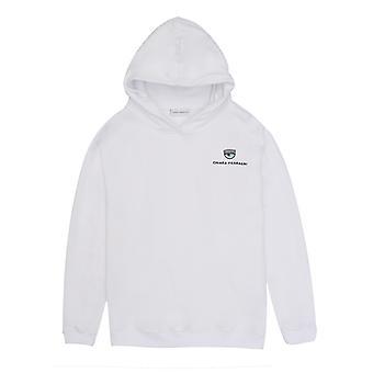 Chiara Ferragni Cff052wht Women's White Cotton Sweatshirt