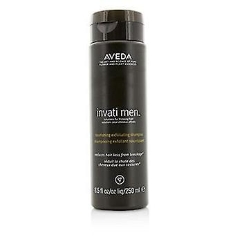 Aveda Invati miesten ravitseva kuorinta shampoo (Oheneville hiuksille)-250ml/8.5 oz