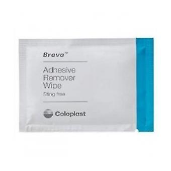 Coloplast Brava Adh Remover Wipes 12011 30 Sach
