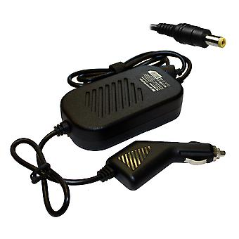 Rock Xtreme 780 compatibele Laptop DC Power Adapter autolader