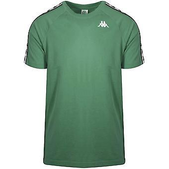 Kappa grön Coen Banda T-shirt