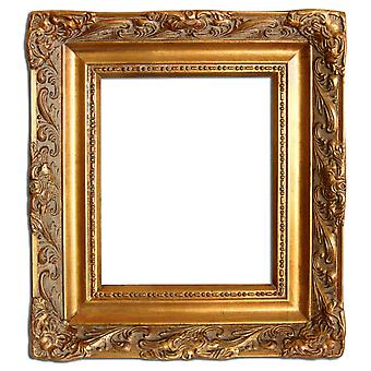 33x38 cm or 13x15 inch, photo frame in gold