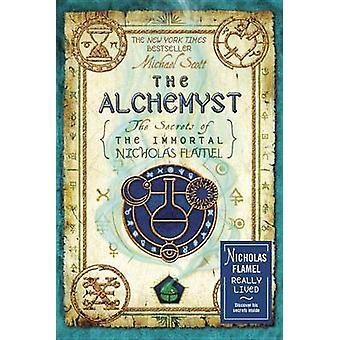 The Alchemyst by Michael Scott - 9780385736008 Book