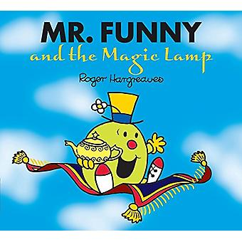 Mr Funny and the Magic Lamp - 9781405290388 Book