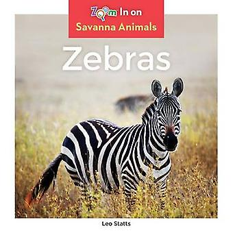 Zebras by Leo Statts - 9781680792041 Book