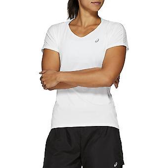 Asics Vneck SS Top 2012A281100 running all year women t-shirt