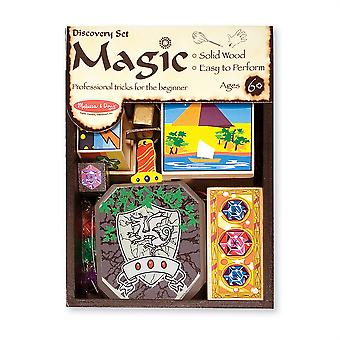 Melissa & Doug Niños Descubrimiento MagicO Edad 6+