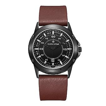 Timothy Stone Men's NORSE Brown Watch